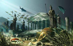 Atlantis artist's impression
