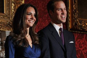 Prince William and Kate Middleton announce their engagement