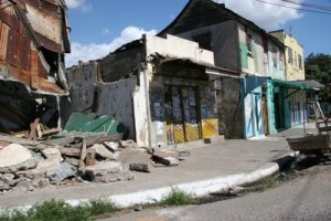 Trench Town street
