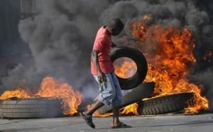 Mozambique food riots