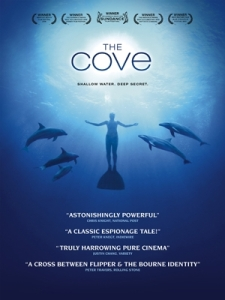 """Poster for """"The Cove"""""""