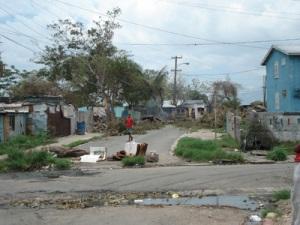 Inner city Kingston