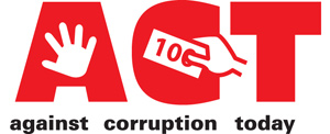 UN Anti-Corruption logo