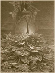 """The Rotting Sea from """"The Rime of the Ancient Mariner"""""""