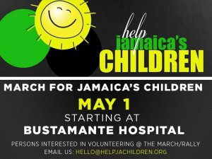 Help Jamaica's Children ad