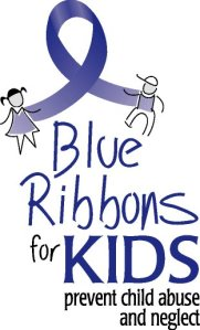 Blue Ribbons for Kids - Prevent Child Abuse