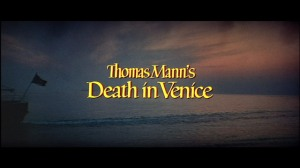 Death in Venice opening scene on the Lagoon