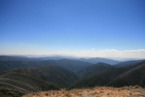 Great Dividing Range, New South Wales
