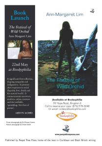 The Festival of Wild Orchid by Ann Margaret Lim