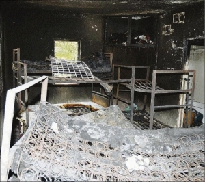 After the fire at the Armadale child care facility