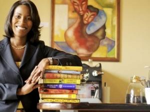 Andrea Dempster of Bookophilia
