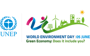 World Environment Day 2012 logo