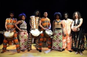 Dans Afrika