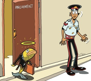 Jamaica Observer editorial cartoon July 12 2012