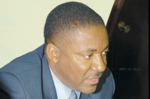 Minister of Mining, Energy & Technology Phillip Paulwell