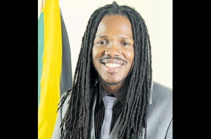 Minister of State in the Ministry of Tourism Damion Crawford