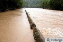 Flooded Bog Walk Gorge