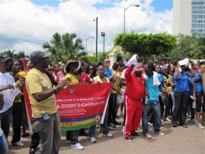 Help JA Children Rally