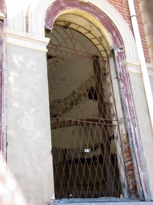 Wesley Church, Tower Street, downtown Kingston (2)