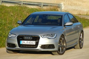 The 2012 Audi A6