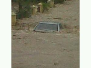 Flooding in St. Mary