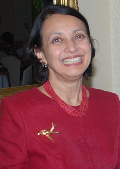 Ms. Geeta Sethi, Director of the Sub-Regional Office of the United Nations Population Fund (UNFPA)