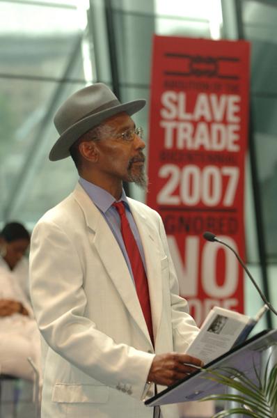 Linton Kwesi Johnson... Still a revolutionary soul.