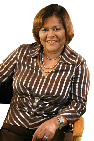 Dr. Marcia Forbes is a dynamic author with a sharp media focus.