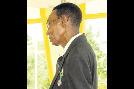 Justice of the Peace Roy Beckford was murdered at his Kingston home on December 13 and his house set on fire.