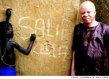 Salif Keita (Photo from the artist)