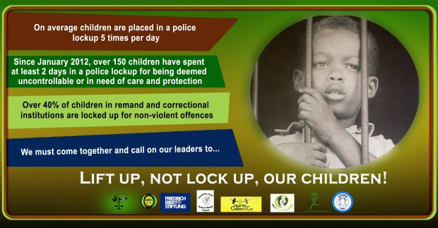 Lift Up, Don't Lock Up Our Children!