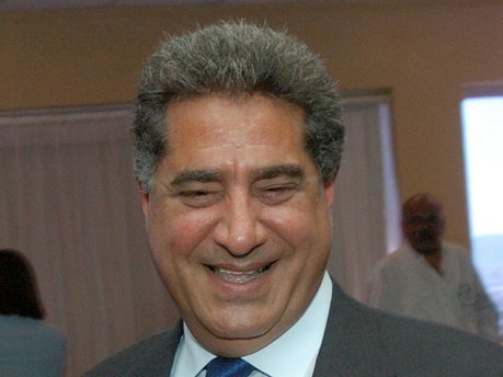 Megamart owner Gassan Azan. (Photo: Gleaner)