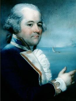 "Captain Bligh of the ""Bounty"" (1754-1817)"