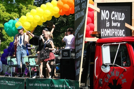 "Vancouver is considered a ""gay-friendly"" city, but still has many social issues to contend with."