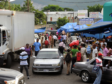 Papine Square (Photo: Jamaica Gleaner)