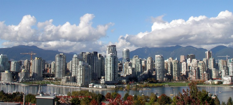 Vancouver, British Columbia (Photo: Wikipedia Commons)