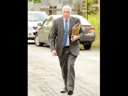 Former Assistant Commissioner of Police Les Green. (Photo: Gleaner)
