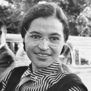 Rosa Parks (Photo: biography.com website)