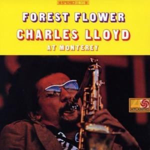 Charles Lloyd, jazz's Spirit Warrior, back in the day. This is a great album, by the way.