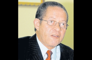 Former Prime Minister Bruce Golding, Chair of the CARICOM Review Commission.  (Photo: Jamaica Observer)