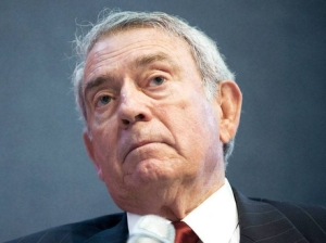 "Dan Rather - ""Rather Outspoken."""