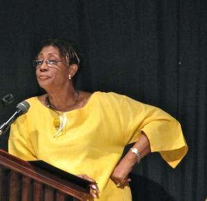 Beverley Anderson Duncan, gender consultant: