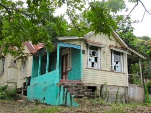 Abandoned house, Trinityville.