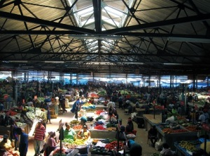 The refurbished Coronation Market in west Kingston. (Photo: National Consumer League Jamaica website)