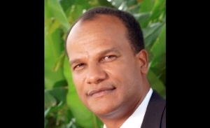 National Security Minister Peter Bunting. I think he can point to real results this year. (Photo: Gleaner)
