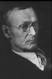 Hermann Hesse (1877-1962) (Photo: goodreads.com)