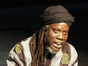 Dub poet Mutabaruka. (Photo: Jamaica Gleaner)