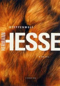 """""""Steppenwolf"""" by Hermann Hesse: """"In fear I hurried this way and that. I had the taste of blood and chocolate in my mouth, the one as hateful as the other."""" Another hugely influential book..."""