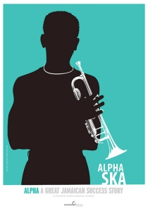 A poster celebrating Alpha Boys' School. (Image: Michael Thompson/Freestylee)