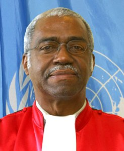 Patrick Lipton Robinson, president of the International Criminal Tribunal for the former Yugoslavia. (Photo: Indiana University website)